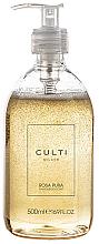 Parfumuri și produse cosmetice Culti Rosa Pura - Săpun parfumat pentru mâini și corp