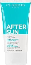Parfumuri și produse cosmetice Balsam revigorant pentru față și corp - Clarins Soothing After Sun Balm 48H