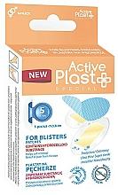 Parfumuri și produse cosmetice Plasture împotriva veziculelor - Ntrade Active Plast Special For Blisters Pathes