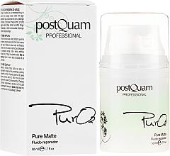 Parfumuri și produse cosmetice Fluid pentru față - PostQuam Pure 02 Matte Repair Fluid