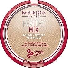Parfumuri și produse cosmetice Pudră compactă - Bourjois Healthy Mix Powder