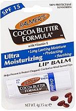 Parfumuri și produse cosmetice Balsam cu Vitamina E pentru buze - Palmer's Cocoa Butter Formula Lip Balm SPF 15