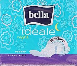 Parfumuri și produse cosmetice Absorbante Ideale Ultra Night StaySofti, 7 bucăți - Bella