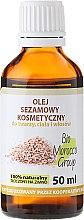 Parfumuri și produse cosmetice Ulei din semințe de usturoi - Efas Sesam Seed Oil