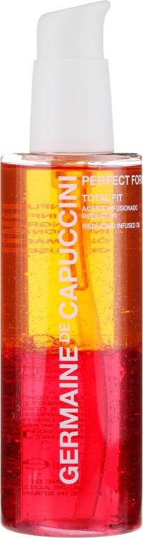 Ulei de corp pentru slăbire - Germaine de Capuccini Perfect Forms Total Fit — Imagine N2