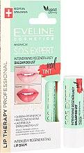 Parfumuri și produse cosmetice Balsam de buze, roșu - Eveline Cosmetics Sos Expert Red Tint Lip Balm