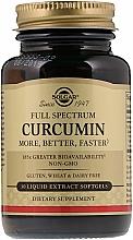 Parfumuri și produse cosmetice Curcumin - Solgar Curcumin