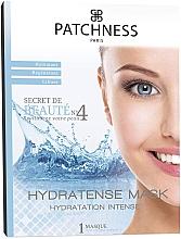 Parfumuri și produse cosmetice Mască-lifting cu extract de aloe vera pentru față - Patchness Hydratense Mask
