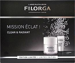 Parfumuri și produse cosmetice Set - Filorga Clean & Radiant Set (scr/50ml + mask/15ml)