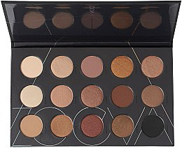 Parfumuri și produse cosmetice Paletă farduri de ochi - Zoeva Nude Spectrum Eyeshadow Palette