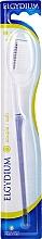 Parfumuri și produse cosmetice Periuță de dinți, moale, purpuriu deschis - Elgydium Performance Soft
