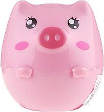 """Parfumuri și produse cosmetice Balsam de buze """"Porcușor"""" - Martinelia Pig & Panda Lip Balm"""