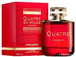Parfumuri și produse cosmetice Boucheron Quatre En Rouge - Apă de parfum