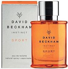 Parfumuri și produse cosmetice David Beckham Instinct Sport - Apă de toaletă
