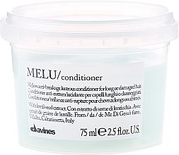 Parfumuri și produse cosmetice Balsam pentru părul fragil - Davines Melu Conditioner Anti-Rottura Lucidante