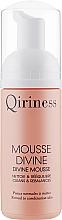 Parfumuri și produse cosmetice Spumă de curățare pentru față - Qiriness Divine Mousse