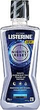 Parfumuri și produse cosmetice Agent de clătire pentru cavitatea bucală - Listerine Nightly Reset