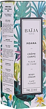 Parfumuri și produse cosmetice Cremă pentru corp - Baija Moana Body Cream