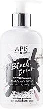 Parfumuri și produse cosmetice Loțiune hidratantă pentru corp - APIS Professional Black Dream