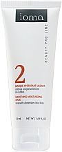 Parfumuri și produse cosmetice Mască hidratantă cu efect de netezire - Ioma 2 Smoothing Moisturizing Mask