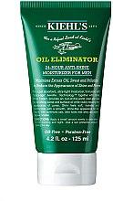 Parfumuri și produse cosmetice Gel hidratant împotriva pielii grase, pentru bărbați - Kiehl's Oil Eliminator 24-Hour Anti-Shine Moisturizer