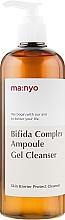Parfumuri și produse cosmetice Gel de spălare cu bifidobacterii și lactobacili - Manyo Bifida Complex Ampoule Gel Cleanser