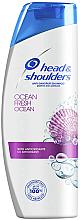 Parfumuri și produse cosmetice Şampon anti-mătreață, cu efect revigorant - Head & Shoulders Ocean Fresh Shampoo