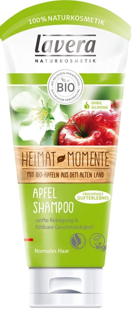 Șampon - Lavera Apfel Shampoo — Imagine N1