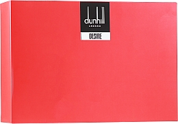 Parfumuri și produse cosmetice Alfred Dunhill Desire Red - Set (edt/100ml + edt/30ml + deo/195 ml)