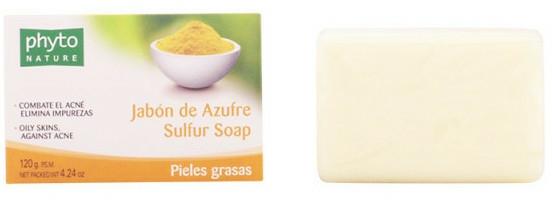 Săpun natural cu sulf - Luxana Phyto Nature Sulfur Soap — Imagine N1