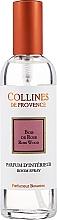 """Parfumuri și produse cosmetice Spray pentru camera """"Rose wood"""" - Collines De Provence Rose Wood Room Spray"""