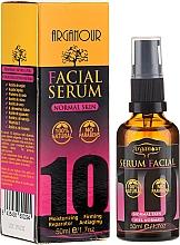 Parfumuri și produse cosmetice Ser facial pentru ten normal - Arganour Arganour Facial Serum Normal Skin