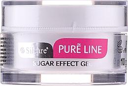 Parfumuri și produse cosmetice Gel de unghii - Silcare Pure Line Sugar Effect
