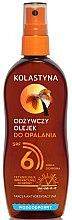 Parfumuri și produse cosmetice Ulei-Spray pentru bronzare - Kolastyna SPF6