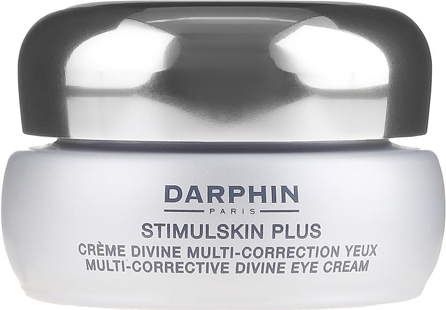Cremă multi-corectoare pentru zona ochilor - Darphin Stimulskin Plus Multi-Corrective Divine Eye Cream — Imagine N2