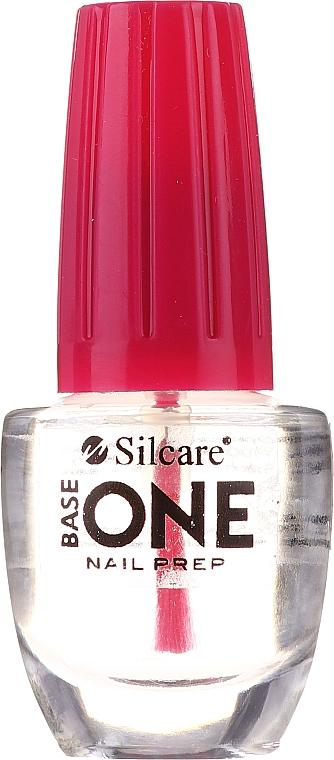 Primer fără acid pentru unghii - Silcare Base One Nail Prep