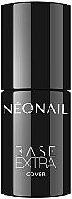 Parfumuri și produse cosmetice Bază pentru gel-lac - NeoNail Professional Base Extra Cover