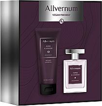 Parfumuri și produse cosmetice Allvernum Pepper & Lavender - Set (edp/100ml + sh/gel/200ml)