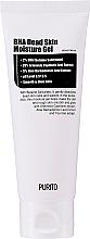 Parfumuri și produse cosmetice Gel exfoliant cu efect hidratant - Purito BHA Dead Skin Moisture