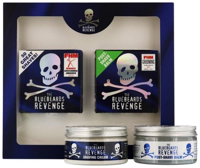 Set - The Bluebeards Revenge (balm/100ml+cr/100ml) — Imagine N1
