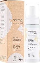 Parfumuri și produse cosmetice Spumă de baie pentru copii - Pierpaoli Baby Care Cleaning Mousse