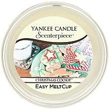 Parfumuri și produse cosmetice Ceară aromată - Yankee Candle Christmas Cookie Easy MeltCup