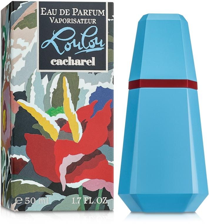 Cacharel Lou Lou - Apă de parfum (tester cu capac) — Imagine N2
