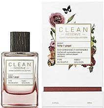 Parfumuri și produse cosmetice Clean Hemp & Ginger - Apă de parfum
