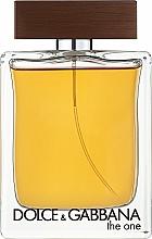 Parfumuri și produse cosmetice Dolce & Gabbana The One for Men - Apă de toaletă