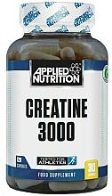 "Parfumuri și produse cosmetice Supliment alimentar ""Creatina 3000"" 120 capsule - Applied Nutrition Creatine 3000"