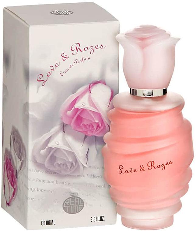Real Time Love & Rozes - Apă de parfum