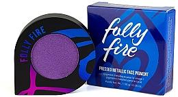 Parfumuri și produse cosmetice Pigment pentru pleoape - Folly Fire Drop The Shade (Turbulence)