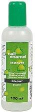 Parfumuri și produse cosmetice Soluție cu plante pentru îndepărtarea ojei - Venita Herbal Green Nail Enamel Remover