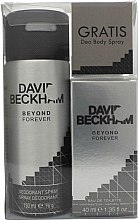Parfumuri și produse cosmetice David Beckham Beyond Forever - Set (edt 40ml + deo 150 ml)
